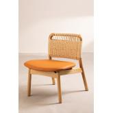 Chaise en bois Rome, image miniature 1