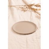 Pack de 4 petites assiettes en bambou Scott, image miniature 3