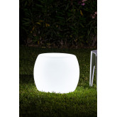 Tabouret LED RGB  Rechargeable