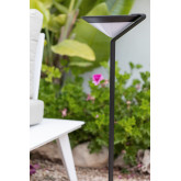 Balise LED solaire extérieure Aizah, image miniature 1