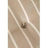 Coussin de canapé modulable en coton Dhel Boho, image miniature 5