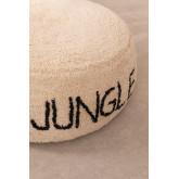 Pouf en coton pour enfants Jungle, image miniature 5