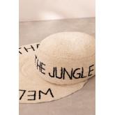 Pouf en coton pour enfants Jungle, image miniature 2