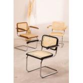 Chaise de salle à manger Tento avec accoudoirs, image miniature 6