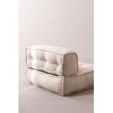 Canapé modulable en coton Yebel, image miniature 4