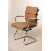 Chaise de Bureau avec Accoudoirs Mina, image miniature 3