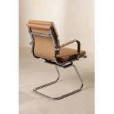 Chaise de Bureau avec Accoudoirs Mina, image miniature 4