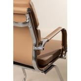 Chaise de Bureau avec Accoudoirs Mina, image miniature 5