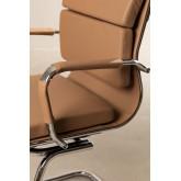 Chaise de Bureau avec Accoudoirs Mina, image miniature 6