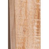 Miroir mural rectangulaire en bois (120x80 cm) Vuipo, image miniature 5