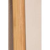 Miroir sur pied en bois (180x80 cm) Dani , image miniature 4