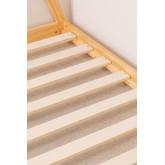 Lit en bois pour matelas 90 cm Typi Kids, image miniature 6