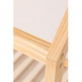 Lit en bois pour matelas 90 cm Obbit Kids, image miniature 5