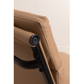 Chaise de bureau sur roues Fhöt , image miniature 4