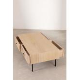 Table basse en MDF Cialu, image miniature 4