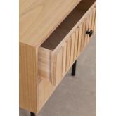 Table de chevet en MDF Cialu, image miniature 5