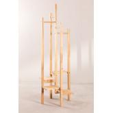 Porte-manteau en bois Arkitec , image miniature 2