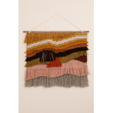 Tapisserie murale en laine et jute Eivissa, image miniature 2