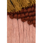 Tapisserie murale en laine et jute Eivissa, image miniature 4