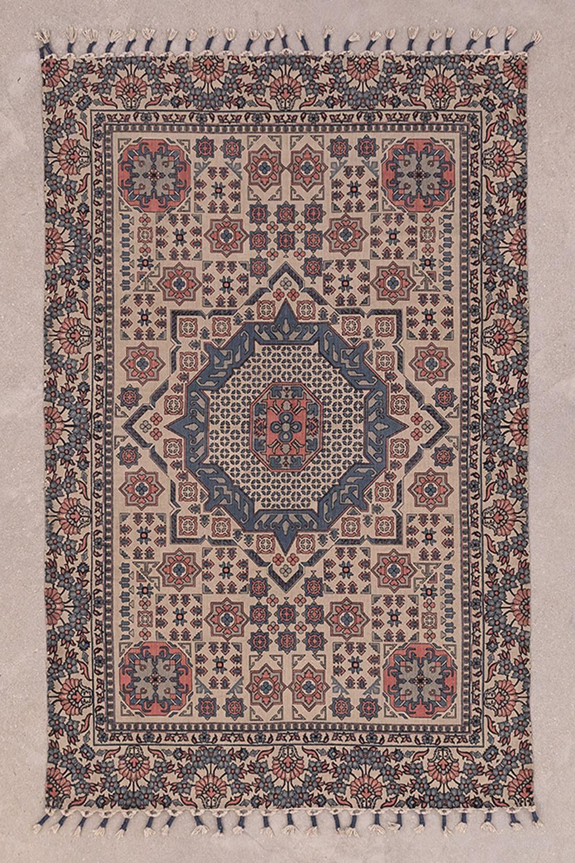 Tapis en coton (185x115 cm) Atil, image de la galerie 1
