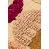 Housse de coussin en coton et jute Tauja, image miniature 3