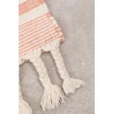 Tapis en laine et coton (210x145 cm) Roiz, image miniature 3
