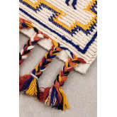 Tapis en laine et coton (205x140 cm) Nango, image miniature 4