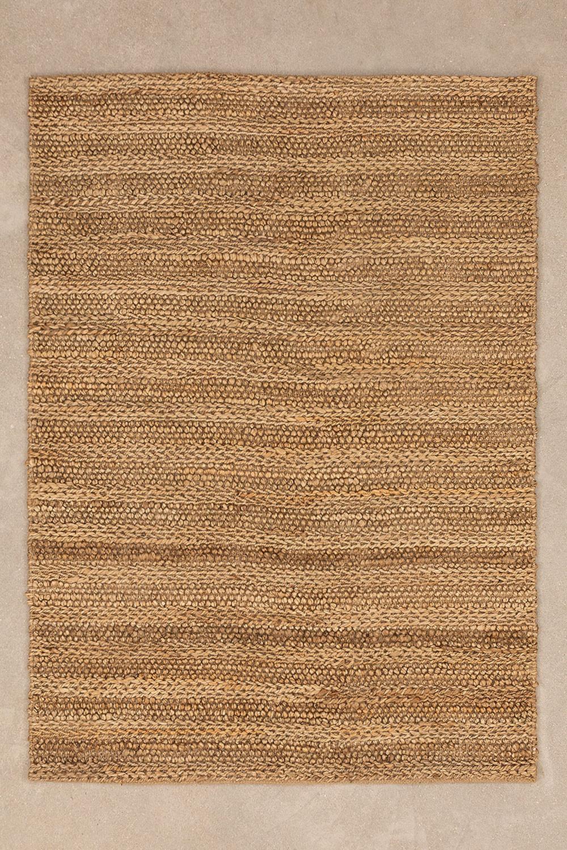 Tapis en jute (175x130 cm) Yoan, image de la galerie 1