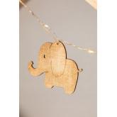 Guirlande décorative LED (2,30 m) Domby Kids, image miniature 5