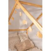 Guirlande décorative LED (2,30 m) Domby Kids, image miniature 2