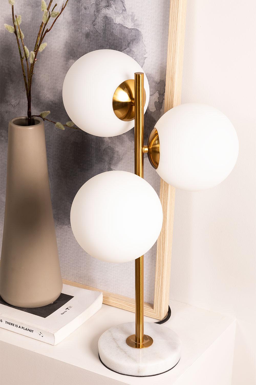 Lampe de table Uvol, image de la galerie 1