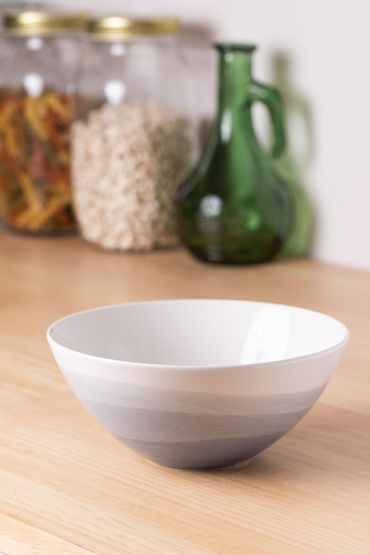 Pack de 4 bols en porcelaine Ø17 cm Mar, image de la galerie 1
