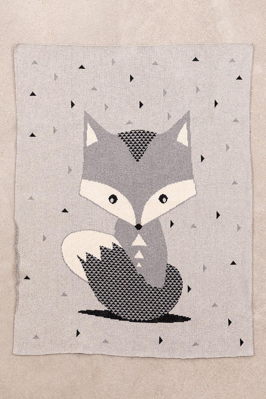 Couverture en coton pour enfants Parck, image de la galerie 1