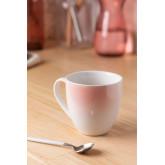 Pack de 4 tasses en porcelaine 300 ml Suni, image miniature 1