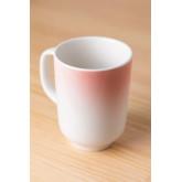 Pack de 4 mugs en porcelaine 260 ml Suni, image miniature 2