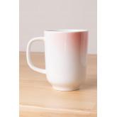 Pack de 4 mugs en porcelaine 260 ml Suni, image miniature 3