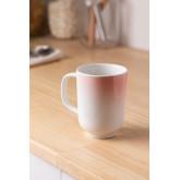 Pack de 4 mugs en porcelaine 260 ml Suni, image miniature 1