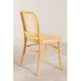 Chaise de salle à manger en bois Sharla, image miniature 3