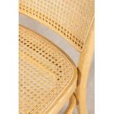Chaise de salle à manger en bois Sharla, image miniature 5