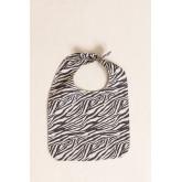 Bavoir en coton pour enfants Luzel, image miniature 2