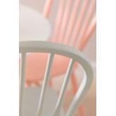 Chaise de salle à manger en bois Lorri Colors, image miniature 6
