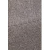 Tabouret moyen en tissu Glamm, image miniature 6