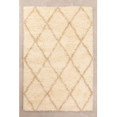 Tapis en coton et laine (235x155 cm) Kailin, image miniature 1