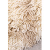 Tapis en coton et laine (235x155 cm) Kailin, image miniature 3