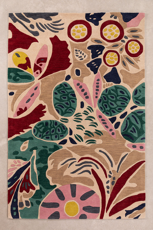 Tapis en laine (240x160 cm) Manille, image de la galerie 1
