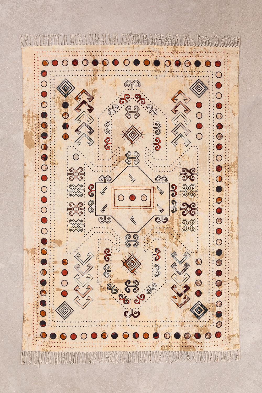 Tapis en coton (175x125 cm) Kondu, image de la galerie 1