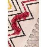 Tapis en coton (189,5x124 cm) Bruce, image miniature 3