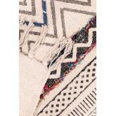Tapis en coton (189,5x124 cm) Bruce, image miniature 4