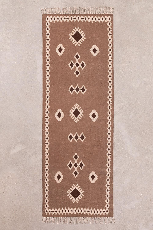 Tapis en coton (200x70 cm) Murdok, image de la galerie 1