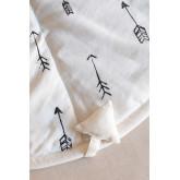 Tapis en coton (Ø100 cm) Indi Kids, image miniature 3